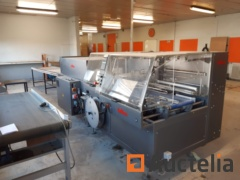 Packaging lijn Kallfass compact 650.SO en universa 400