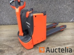 Pallet truck - Electric stacker FENWICK-Linde T 16 L