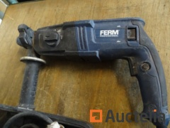 Percussion Drill in its systainer FERM HDM10308P
