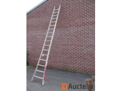 Perfecty 17 Ladder Single scale height 4M50
