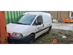Peugeot Expert Pickup Truck (2005-121402 km)- Engine out of service