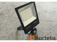Philips spotlight with detector (NEW)