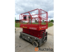 Pinguely-Haulotte  Compact 12 Aerial work platform
