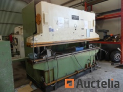 Press FISCHER HAK Folding Machine 12.5/2500-Ref: 920507