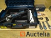 Professional multifunction tool in its BOSCH GOP 55-36 Systainer