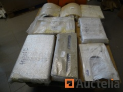 Refractory Assembly for Pellet pan