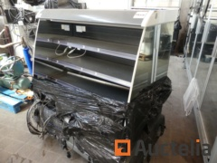 Refrigerated display Type Gondola head EMERAUDEIII-14-2eu without Cold group