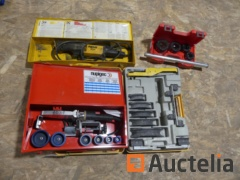 Rothenberger Rems Tiger Heating engineer tools