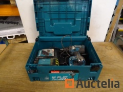 screw driver Drill In its MAKITA systainer DDF484