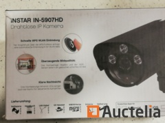 Security camera like IN-5907HD Black
