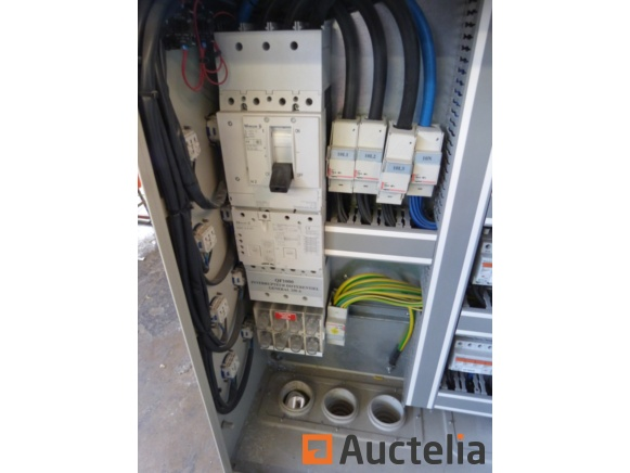 Standing Electrical Cabinet Sarel