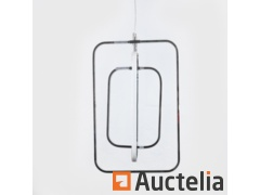 Suspended Light Led 5835/3 Silver