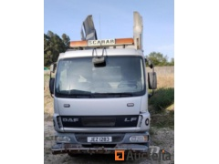 Sweeper truck DAF LF45.150 - REF3191 No document