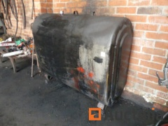 Tank for used Oils