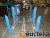 Trolleys for pallets
