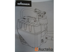 WAGNER painting Station Flexio 890
