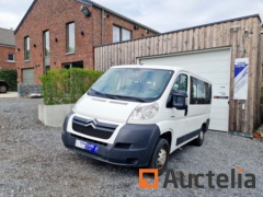 Camionnette (Mini-bus) Citroen Jumper / 8+1 places / 170.631 km