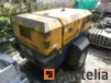 Compresseur tractable Ingersoll-Rand P130WD