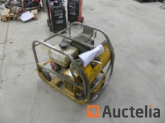 Pompe hydraulique thermique sur chariot Stanley HP 60 MkII Power Pack