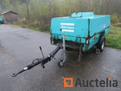 Compressor op chassis Atlas Copco ABE D 751