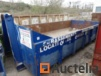 Container 10 m ² open