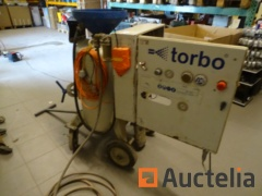 TORBO Mobile Hydrogommeuse